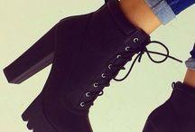 Shoes, high heels...