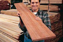 Using Rough Lumber