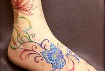 Tattoos / by Holly McGhghy