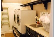 Laundry Rooms / by Lianna Knight