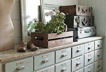 Drawers / by I Restore Stuff /Sharon