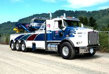 Heavy Duty Towing And Recovery / Heavy Duty Tow Trucks / by Mike Normandin
