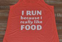 Running / by Rachel Berry