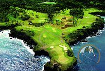 Pola golfowe do przejścia