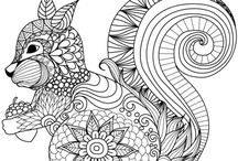 Coloring pictures
