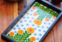 trays handmade