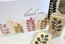Rubber Stamping Cards / by alisa giovannini