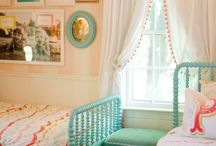 Girl's room / by Pink and Polka Dot