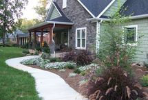 landscape ideas / by Colleen Tomalin