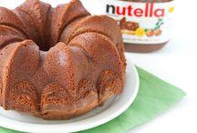 Nutella / by Heidi Engler