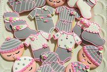 Cookie Decorating / by JoJo Blackwell