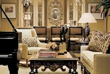 Fabulous Living Spaces / by Cheryl Whitaker