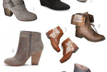 booties / by patricia ceron