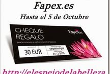Sorteo con Fapex.es