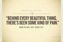 ... Bob Dylan