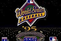 Baseball Video Games / Retro Sports Gaming at http://www.retrosportsgamer.com / by Mr. Retro Sports