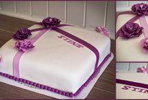 My homemade  cakes...