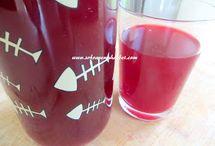 Candan; şalgam suyu