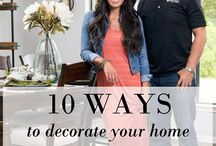 Fixer upper, Chip and Joanna Gaines, Magnolia Homes / Love this show and love these guys!
