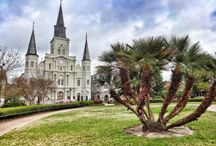 Travel Louisiana / #travel #inspiration all over #Louisiana #citytrips #roadtrips #sightseeing and more