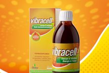 Vibracell / Vibracell is a liquid concentrate of carefully selected fruit, vegetables, plants and herbs that are cold pressed and vacuum concentrated. They are mainly of certified organic origin.