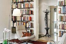 · BOOKSHELF ENVY · / A board of bookshelves all bibliophiles will crave!