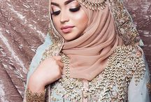 hijab wed
