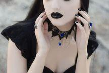 Goth spunk