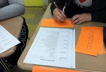 Comprehension Grades 4-12: Generating Questions, Blooms / Students create and answer questions along a continuum of thinking using Bloom's Taxonomy - an essential component of our Key Comprehension Routine: Grades 4-12