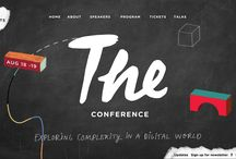 The Conference 2015 - Visual Identity