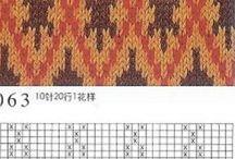 жаккард барджелло шанель миссони узор-цвет интарсия пэчворк фьюжн майя