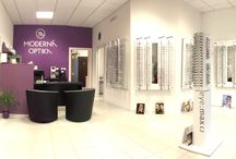 Optical store / Moderna Optika
