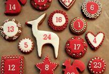 Calendario dell'avvento / Una ricetta al giorno fino a Natale, il modo più goloso per aspettare la festa più bella e più calda dell'anno