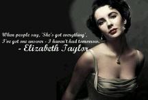 Audrey Marilyn Elizabeth and more ;)