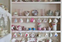 Tea Rooms / by Mari Miller Photography