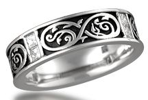 wedding rings - men
