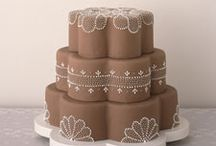 Wedding cakes / a collection of wedding cakes that I admire for one reason or another.  Many of them will become inspiration for cakes that will appear in my portfolio eventually.  Others are just pinned for the sake of being unique, or especially beautiful.