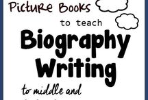 (5-8) ELA Learning / Ideas for teaching English language arts concepts to upper elementary through middle school. Including writing, grammar, reading strategies, etc.