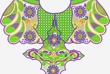 Lovely Neck Embroidery Designs / If you want to get contribute to this board, feel free to contact us. Please limit pins to 5 at a time - spammers will be removed.   To be invited to this board: 1.Follow us on Pinterest (not just the board you want to pin to) 2.Email us from the account that is connected with your Pinterest account and let us know which board you want to join. 3.Include PINTEREST BOARD INVITE in the email subject line. 4.Send email to embrodesignworld[at]gmail.com