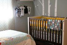 nursery decor. / by Sara Mzl