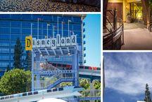 Disneyland Hotel / Disneyland Resort's original hotel located in Anaheim, California.
