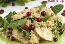 Tone It Up Lunches K&K / by Tina Stansberry