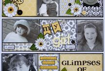 scrapbooking / by Amy Baker