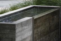 Vertical Water Features