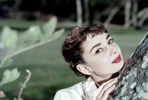 Audrey Hepburn favourite photos