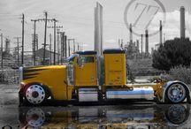 Truck - Camiones / Grandes Camiones / by Nicole Bozo