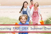 4th of July in the OBX / If you are celebrating independence on the outer banks this year be sure to check out all our favorite holiday traditions and current events!