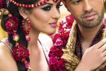 Asian wedding mehndi jewellery / Flower Power's mehndi jewellery ideas
