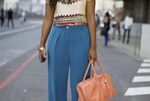 Closet Envy / I could just steal this outfit off her  / by Jessie Williams