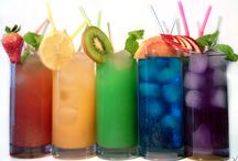Drinks - hot & cold / by Kanauhea Wessels